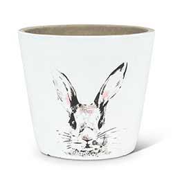 Bunny Head Planter - Large