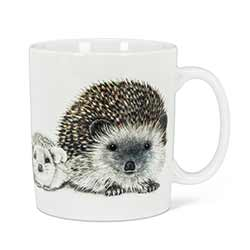 Hedgehog Jumbo Mug