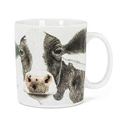 Rosa Cow Jumbo Mug