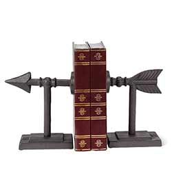 Arrow Book Ends (Pair of 2)