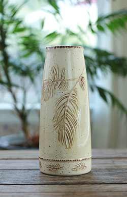 Pine Cone Vase