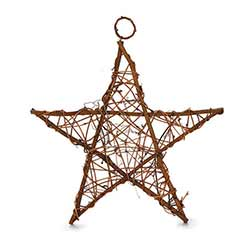 Grapevine Star - 16 inches