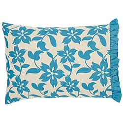 Briar Azure Pillow Cases (Set of 2)