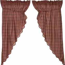 Parker 63 inch Prairie Curtain