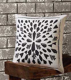 Arrowhead Decorative Pillow