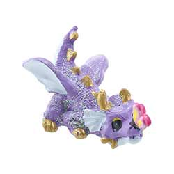 Baby Dragon Miniature Figurine