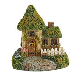 Cottage House Figurine