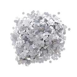 Chunky Glitter - Silver Matte (0.75 ounces)