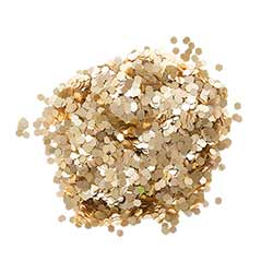 Chunky Glitter - Gold Matte (0.75 ounces)