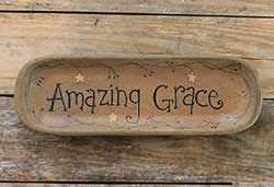 Amazing Grace Tray