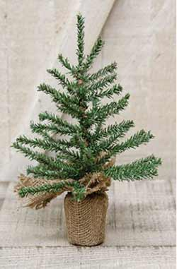 Primitive Mini Pine Tree