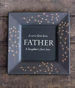 Father Plate