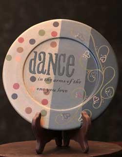 Dance Plate