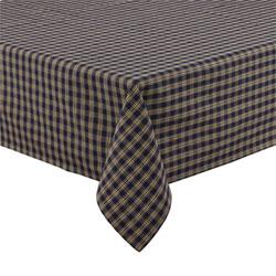 Sturbridge Tablecloth - Navy (60 x 84)
