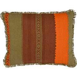 Heather Jacquard Decorative Pillow