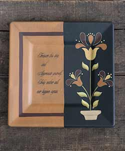 Treasure this Day Decorative Plate