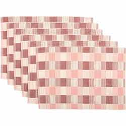 Daphne Ribbed Placemats (Set of 6)
