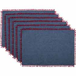 Indi Placemats (Set of 6)