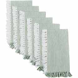 Ashton Green Napkins (Set of 6)