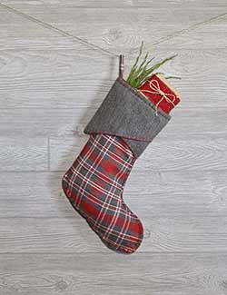 Anderson Christmas Stocking