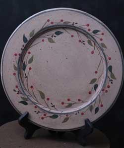 Classic Berry & Vine Plate