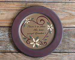 No Place Like Grandma's Plate