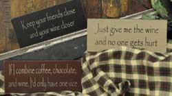 Coffee Rectangle Block