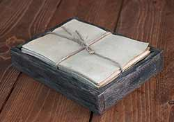 Paper Bundle with Box