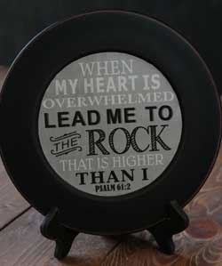 Lead Me to the Rock Plate