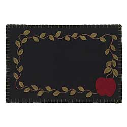 Apple Harvest Felt Placemats (Set of 6)