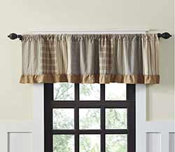 Sawyer Mill Patchwork Valance (72 inch)