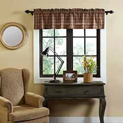 Crosswoods 60 inch Valance