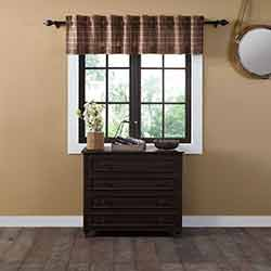 Crosswoods 72 inch Valance
