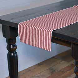 Harmony Red 72 inch Table Runner