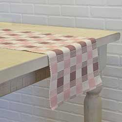 Daphne Pink 90 inch Table Runner
