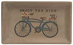Enjoy the Ride Tray