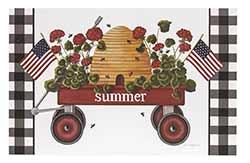 Summer Season Sign