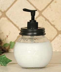 The Nut House Soap Dispenser