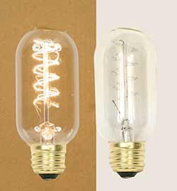 Small Edison Light Bulb