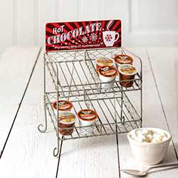 Hot Chocolate K-Cup® Caddy