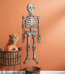 Skeleton Wall Hanging