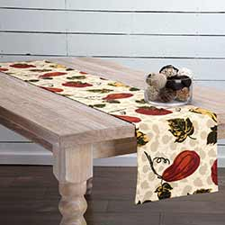 Harvest Garden 72 inch Table Runner