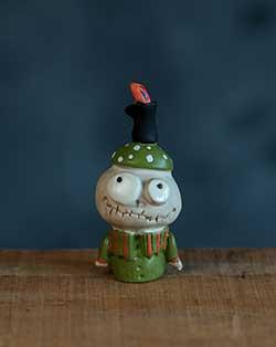 Halloween Miniature – Skeleton