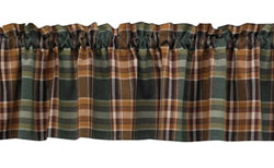 Wood River Valance