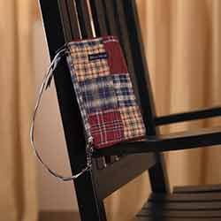 National Quilt Museum Finley Modern Wristlet Wallet