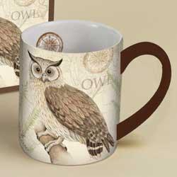 Owl Boxed Mug