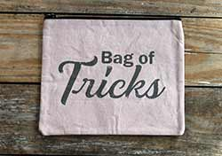 Bag of Tricks Travel Make Up Bag