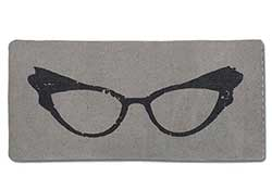 Retro Glasses Eyeglasses Case