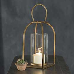 Small Tribeca Candle Lantern