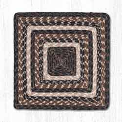 Mocha Frappuccino Chair Pad - Square